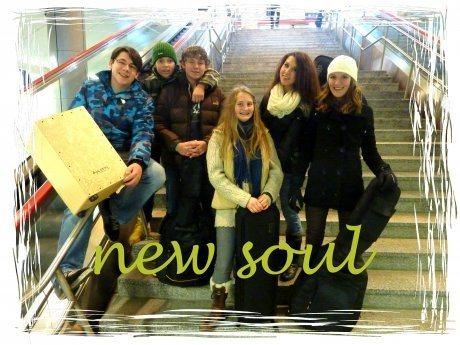 "Bild: ""new soul""- Jugendband"