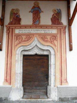 Bild: Kurze Chronik der Pfarrkirche