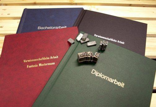 Bild: Diplomarbeiten & Co. fertigen lassen