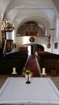 Bild: Pfarrkirche St. Martin im Granitztal
