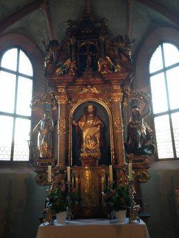 Bild: Der Hl. Bartholomäus