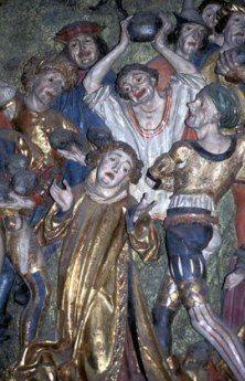 Bild: Die Heiligen der Weihnachtszeit
