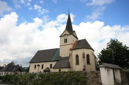 Bild: Pfarrkirche Preitenegg