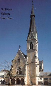 Bild: Pfarrkirche Villach-St. Nikolai