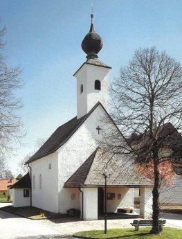 Bild: Filialkirche St. Magdalen-Villach