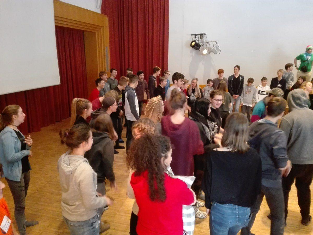 Firmlingswochenende Im Don Bosco Haus Wien