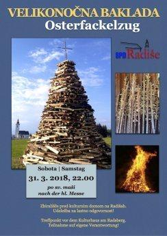 Bild: Priprava na višek liturgičnega leta