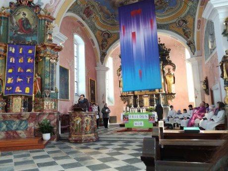 Bild: Aktion Familienfasttag in Kappel/Drau   Družinski postni dan v Kapli na Dravi