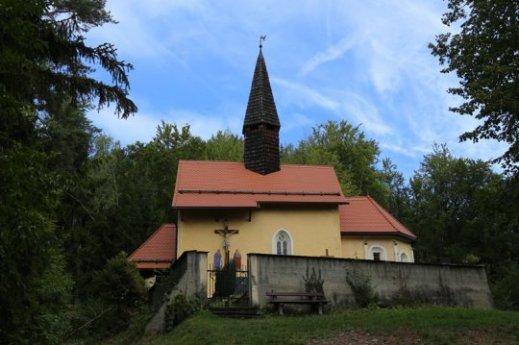 Bild: Filialkirche St. Daniel / Št. Danijel