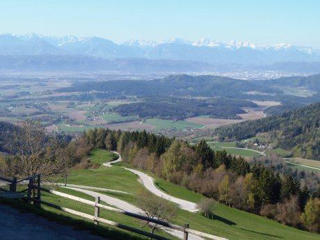 Bild: Vierberge Weg, Teil 2