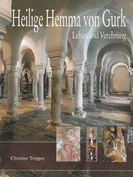 Bild: Bücher, Broschüren und Filme zur Heiligen Hemma und ihrer Zeit