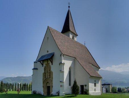 Bild: Filialkirche St. Thomas