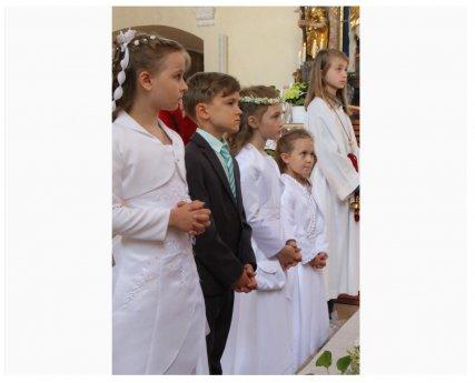 Bild: Heilige Erstkommunion