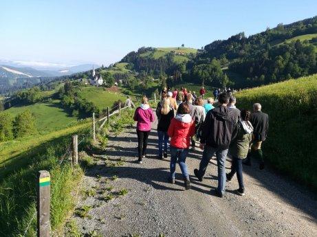 Bild: Wallfahrt nach Hochfeistritz
