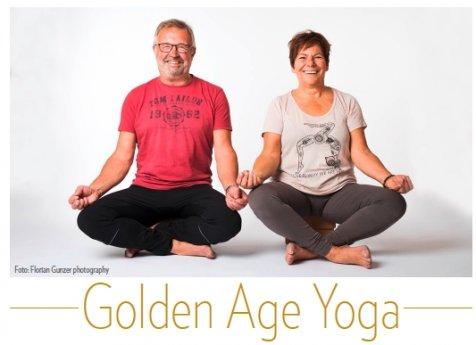 Bild: Golden Age Yoga