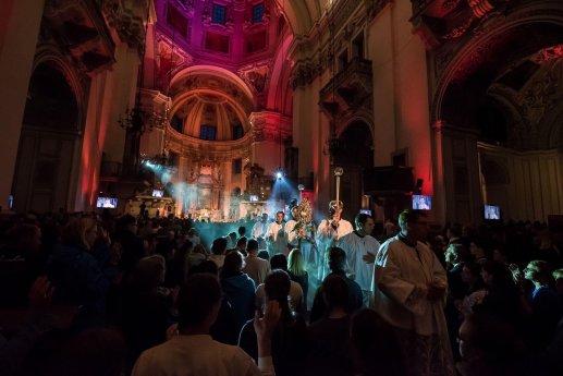 Bild: Pfingstfest in Salzburg 2018