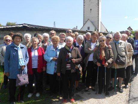 """Bild: Ausflug der """"St. Josef-Stube"""""""