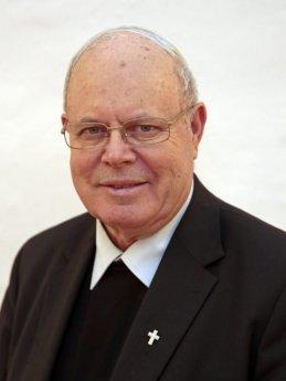Bild: PARRER MOSSER FEIERT 75. Geburtstag
