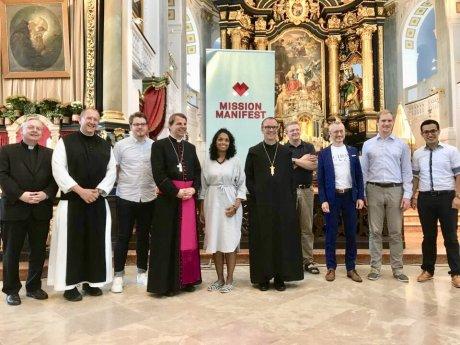Bild zum Eintrag 'MEET MISSION MANIFEST IN ALTÖTTING'