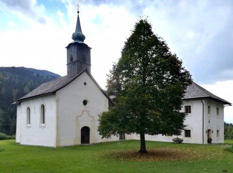 Bild: 250 Jahre Klösterle in Innerteuchen