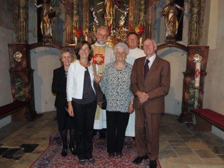 Bild: 30-letnico duhovništva / 30 Jahre Priester