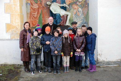 Bild: Eucharistiefeier in Grafenstein
