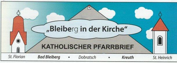 © Foto: Pfarre Bad Bleiberg & Kreuth