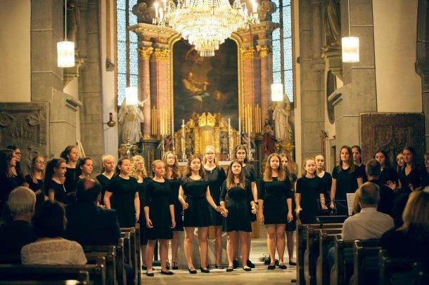 Bild: Gäste aus Herzogenaurach