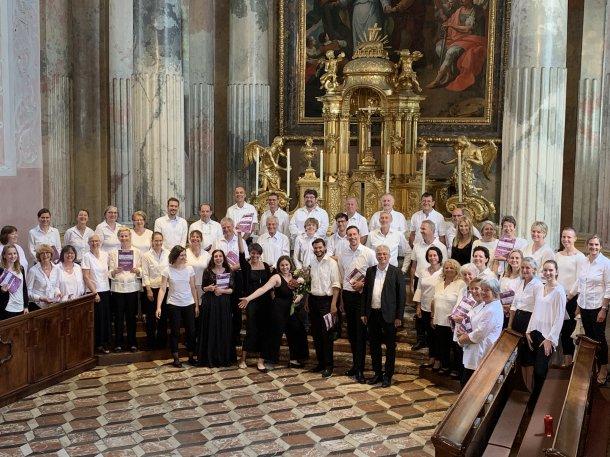 Bild zum Eintrag 'Eine Uraufführung in der Domkirche'