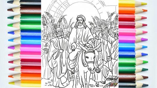 Bild: Velikonočna ustvarjalna akcija za otroke
