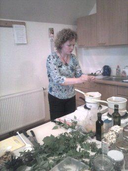 Bild: Workshop: Kräuter in der Pflege