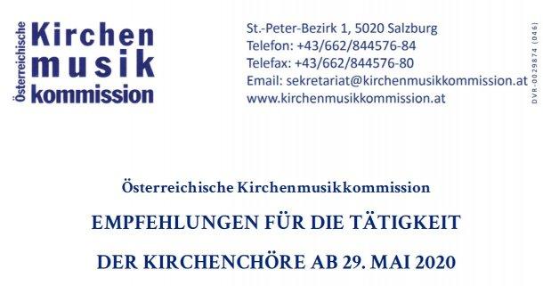 © Österreichische Kirchenmusikkommission