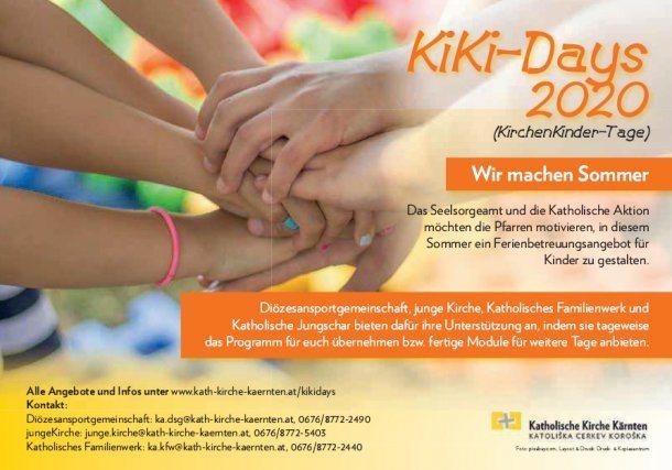 © Katholische Kirche Kärnten Layout & Druck: Druck- & Kopienzentrum Foto: pixaby.com