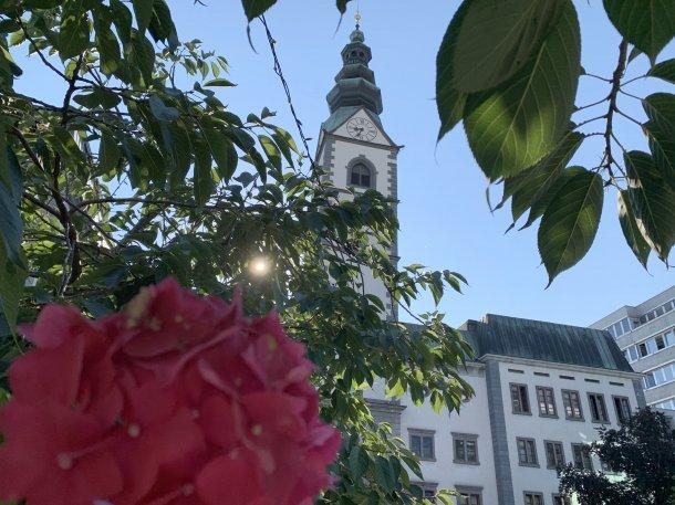 Bild zum Eintrag 'Gebetsimpuls aus der Domkirche Klagenfurt vom 29. Juli 2020'