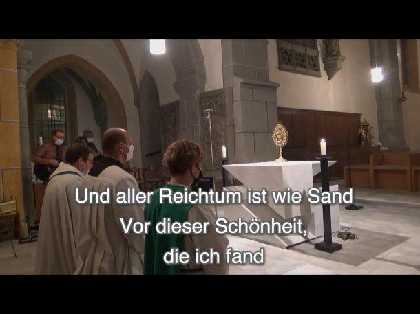 Bild: Abend der Barmherzigkeit mit Pfarrer Ulrich Kogler