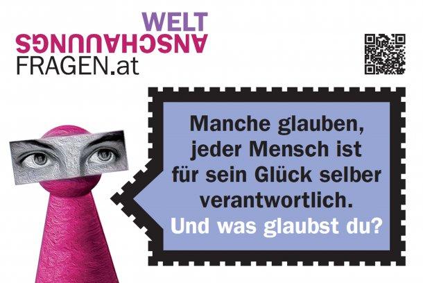 Herausgeber: ARGE d. Referate für Weltanschauungsfragen in Österreich; Gestaltung: Brot & Butter / www.andraschko.co.at