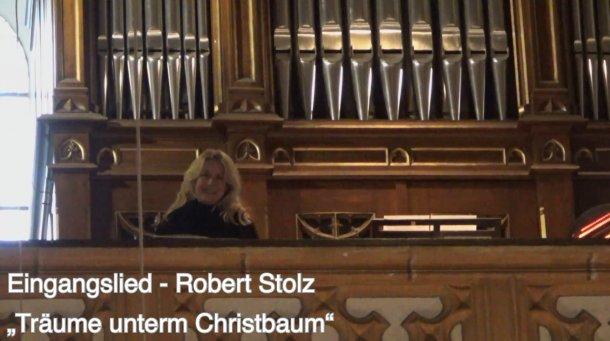 Bild: 6. Dezember: Gottesdienst in singender Hoffnung