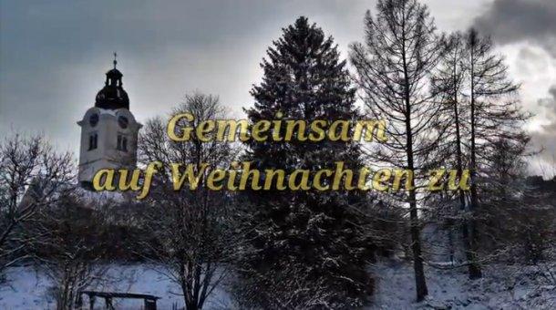Bild: Gemeinsam auf Weihnachten zu