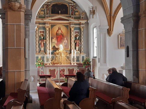 Bild: Der erste Monat mit der täglichen Anbetung in der Markuskirche: Ein dankbarer Rückblick