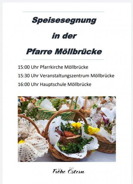 © Foto: Pfarrkanzlei Möllbrücke