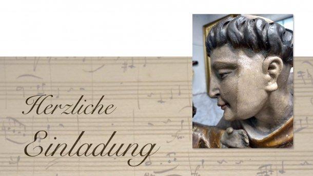 """Bild: Kirchenrenovierung: Bilanz und Einladung zur """"Missa brevis in C"""" (KV 259) von W. A. Mozart"""