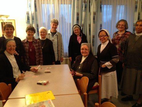 Bild: Anregende Regionalkonferenz der Frauenorden