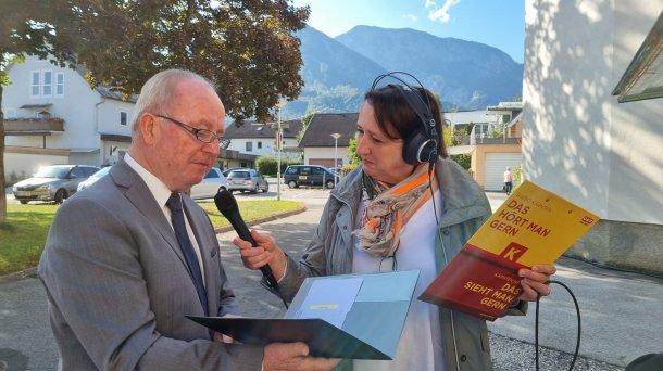 Bild zum Eintrag 'ORF - Radiomesse in Ferlach'