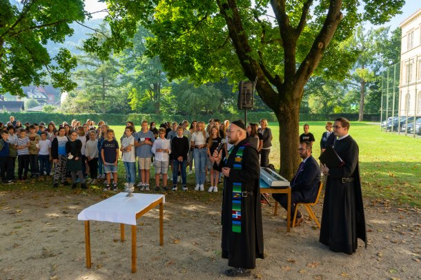 © Foto: Stiftsgymnasium St. Paul