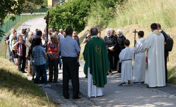 Bild: Dekanatstag in St. Michael am Zollfeld am 14. Juni 2014