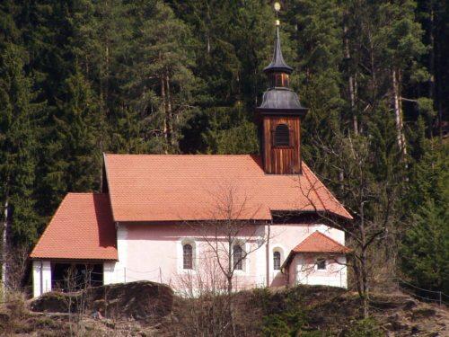 Magdalenenkapelle (© Foto: A. Ebner)