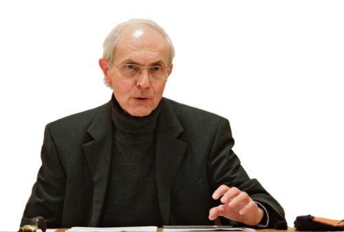 Professor Georg Braulik OSB (© Foto: Haab)