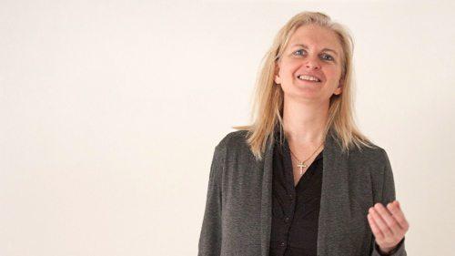 Dr. Elisabeth Birnbaum, Direktorin des Österreichischen Katholischen Bibelwerks (Foto: Georg Haab)