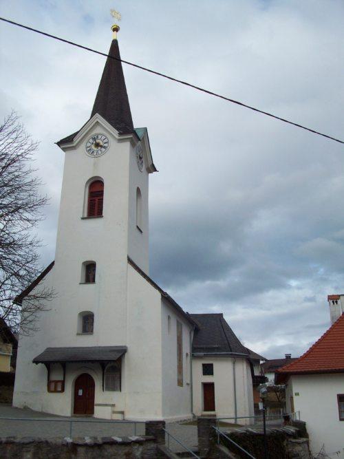 Pfarrkirche St. Michael (© Foto: Pfarrfoto)