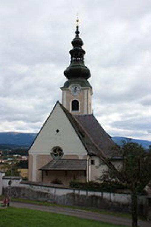 (© Foto: https://upload.wikimedia.org/wikipedia/commons/thumb/e/ef/Sankt_Stefan_am_Krappfeld_-_Kirche.JPG/1200px-Sankt_Stefan_am_Krappfel)